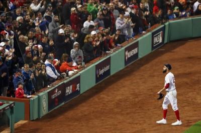 MLB》普萊斯11場季後賽先發拿0勝 退場獲襪迷起立致敬(影音)