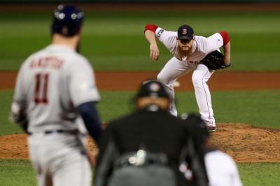 MLB》季後賽3戰全掉分、防禦率破10 紅襪上演「終結者劇場」