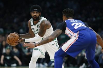 NBA》厄文半場出手全落空 開幕戰悽慘表現被酸爆