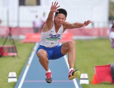 青奧》田徑賽落幕  三級跳、撐竿跳台灣好手都創新紀錄