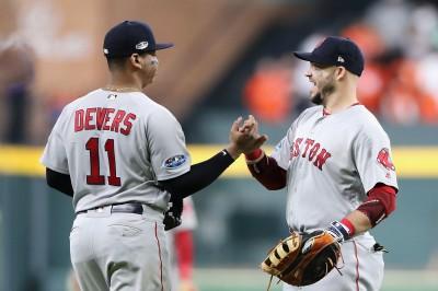 MLB》艾歐瓦迪、皮爾斯扮關鍵 紅襪投打壓制太空人(影音)