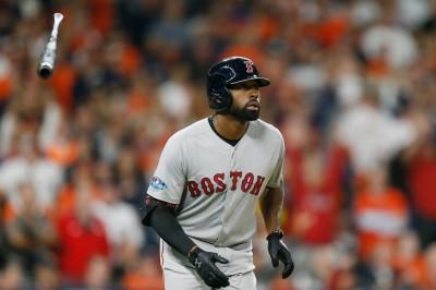 MLB》例行賽滿壘打擊率不到1成 布雷德利連兩戰當紅襪英雄