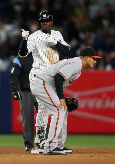 MLB》球探們的心底話:馬查多守備與拼勁不如「Didi」