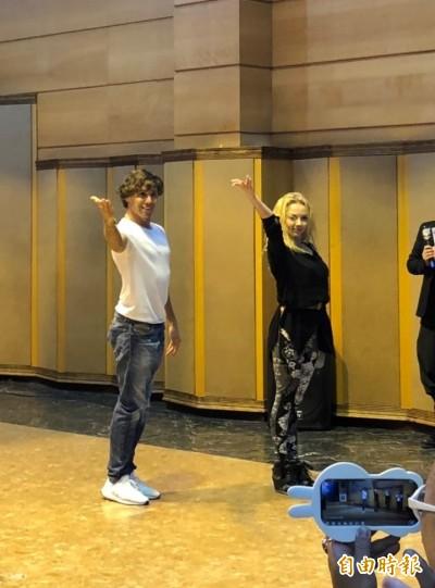 運動舞蹈》台北公開賽週末登場 拉丁舞世界冠軍來台獻技