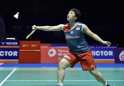 丹麥公開賽》上屆亞軍山口茜16強出局 賽娜終結對戰6連敗