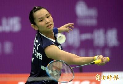丹麥公開賽》直落二拍下泰國女將 戴資穎八強將碰陳雨菲
