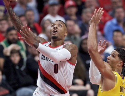 NBA》主場開幕戰18連勝 拓荒者擊敗湖人成就歷史