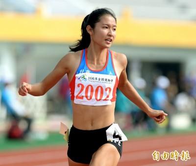 田徑》「遺憾比失敗可怕」廖晏均衝破16年大會紀錄達標亞錦賽