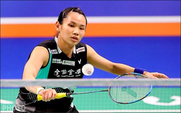 丹麥羽球公開賽》10戰10勝陳雨菲 戴資穎晉4