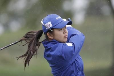 別克LPGA上海賽》壽星徐薇淩抓5鳥 並列第13