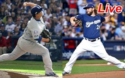 MLB Live》釀酒人投打俱佳挽狂瀾 國聯冠軍戰逼入第七戰
