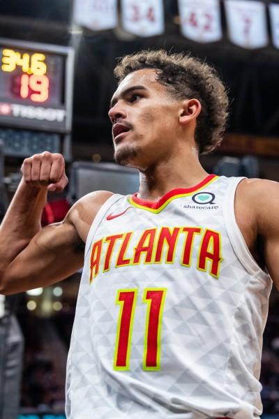 NBA》林書豪替補沒表現  新秀楊恩砍35分領老鷹開胡(影音)