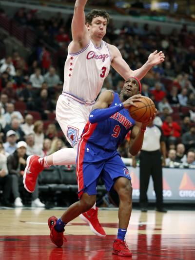NBA》放棄艾西克!公牛簽下太陽後衛哈里森