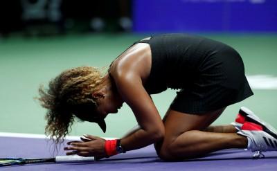 網球「日本小威」逆轉受挫 大坂直美WTA年終賽處女秀吞敗