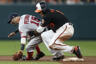 MLB》也是滑壘惹的禍 世界大賽馬查多再遇冤家紅襪