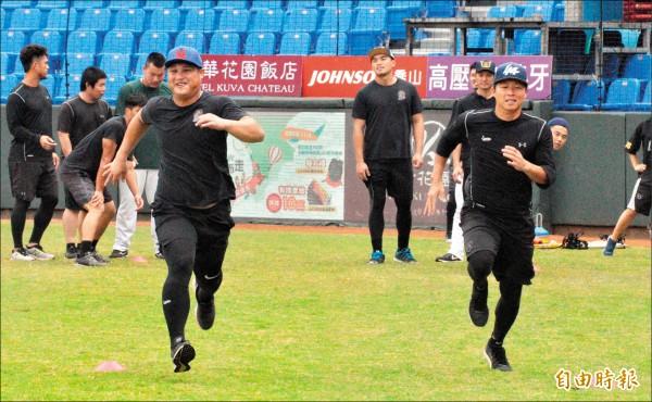 台灣大賽27日開火 猿主場迎戰獅