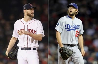 MLB》紅襪、道奇王牌都僅投4局退場 世界大賽G1史上僅4次