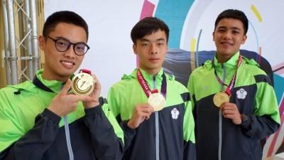 射擊》讚!台灣隊傳捷報  東南亞射擊錦標賽再添2金