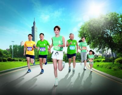 路跑》天后蔡依林代言渣打台北馬拉松 號召三萬跑者無懼開跑
