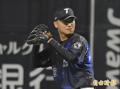 台日交流賽》陳禹勳是日本剋星! 近6度登板防禦率是完美的零