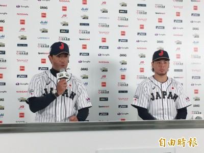 台日交流賽》日本輸球 教頭讚中職聯隊投打俱佳