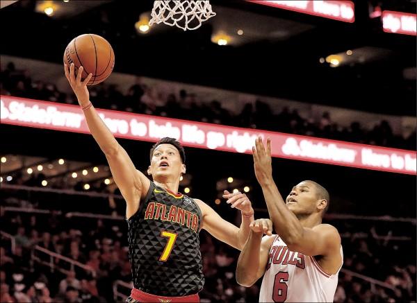 NBA》豪神18分鐘砍19分 不敵老東家黃蜂