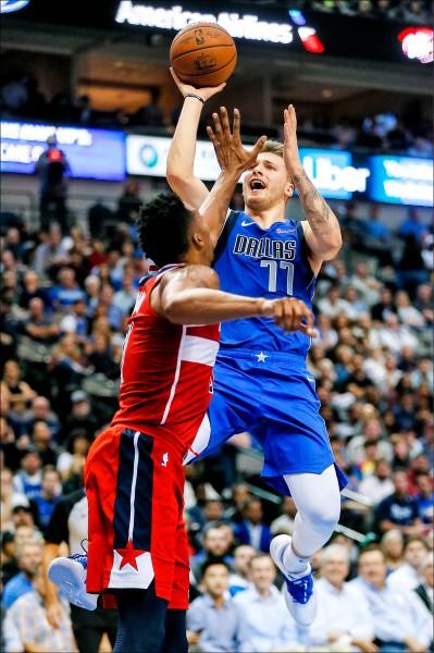 NBA》獨行俠換血翻身 獵巫止敗