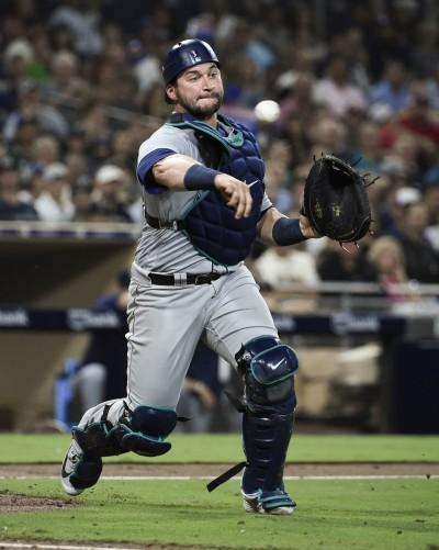 MLB》水手做回收 賣當家捕手換來光芒史密斯