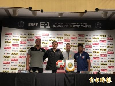 足球》東亞盃明登場 「魔法教頭」懷特率香港隊踢館
