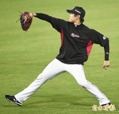 台日交流賽》陳冠宇連續出賽 為明年轉型做準備