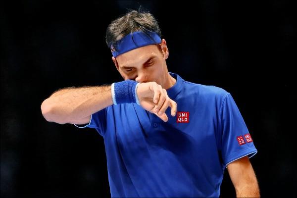 ATP年終賽 費爸爆冷輸給錦織圭
