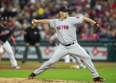 MLB》紅襪蝴蝶球高手 進行左膝清創手術