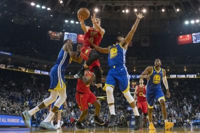 NBA Live》林書豪決勝節砍8分攬大局  老鷹作客仍不敵勇士