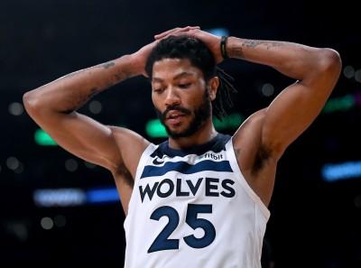 NBA》目睹3次可怕傷勢...美媒:羅斯超級倒楣?