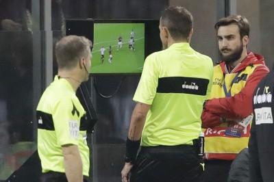 足球》英超官方正式宣布 下賽季開始使用VAR技術