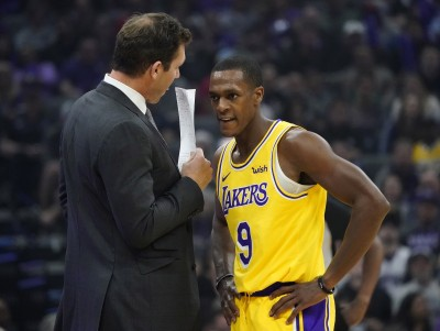 NBA》湖人後衛朗度接受手術  預計將缺席三到五周