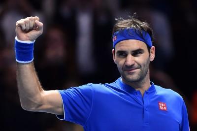 ATP年終賽》費爸復仇「南非巨人」晉四強 朝生涯百冠邁進