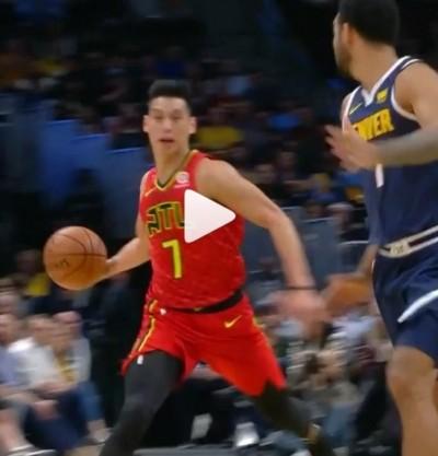 NBA》林書豪妙傳讓主播驚呼 網友:打得比楊恩好(影音)