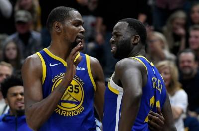 NBA》情緒激動與KD爆爭執 格林:不會改變自己