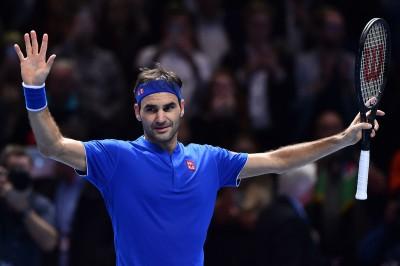ATP年終賽》不老費爸勇晉4強 沒想百冠只期待再贏球