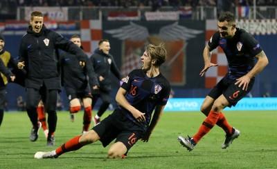 足球》22歲小將絕殺射門 克羅埃西亞氣走西班牙(影音)