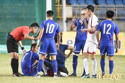 東亞足球錦標賽》台灣2球之差不敵北韓 香港得利晉級