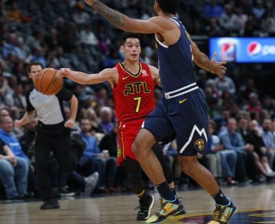 NBA》林書豪拿全隊最高分沒用 老鷹慘輸金塊45分