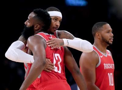 NBA》火箭確定分手「甜瓜」 三巨頭打10場就拆了