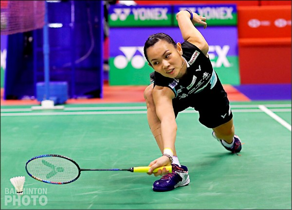 香港羽球公開賽》世界冠軍接連擋道 穎后今戰奧原