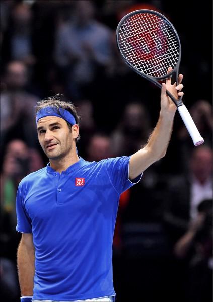 ATP年終賽》再度逼近百冠 費爸「佛系」思考