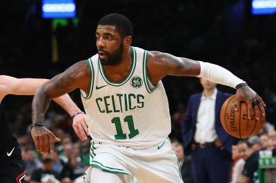 NBA》厄文主場轟43分雙十寫紀錄 綠衫軍退暴龍奪2連勝