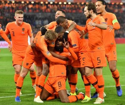 足球》荷蘭雙星痛擊法國 德國提前降級