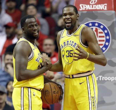 NBA》放下執念!杜蘭特不願被季中交易 要替勇士拚三連霸