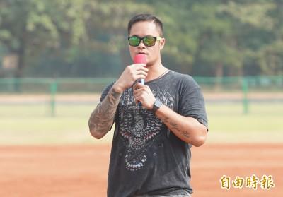 中職》林智勝不擔心沒球打 不排除出國打球